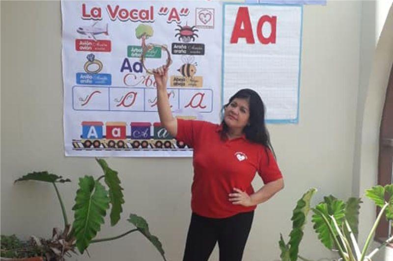 EDUCACION EN CASA 1