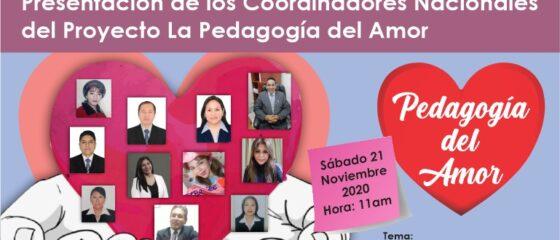 Presentación Coordinadores pedagogia
